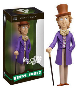 VINYL IDOLZ 38: WILLY WONKA & THE CHOCOLATE FACTORY - WILLY WONKA