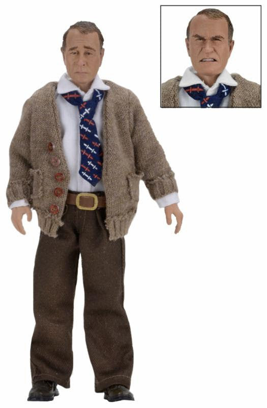 "A CHRISTMAS STORY - 8"" SCALE CLOTHED FIGURE - THE OLD MAN"