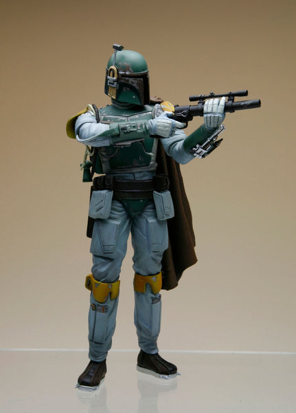 STAR WARS BOBA FETT CLOUD CITY ARTFX+