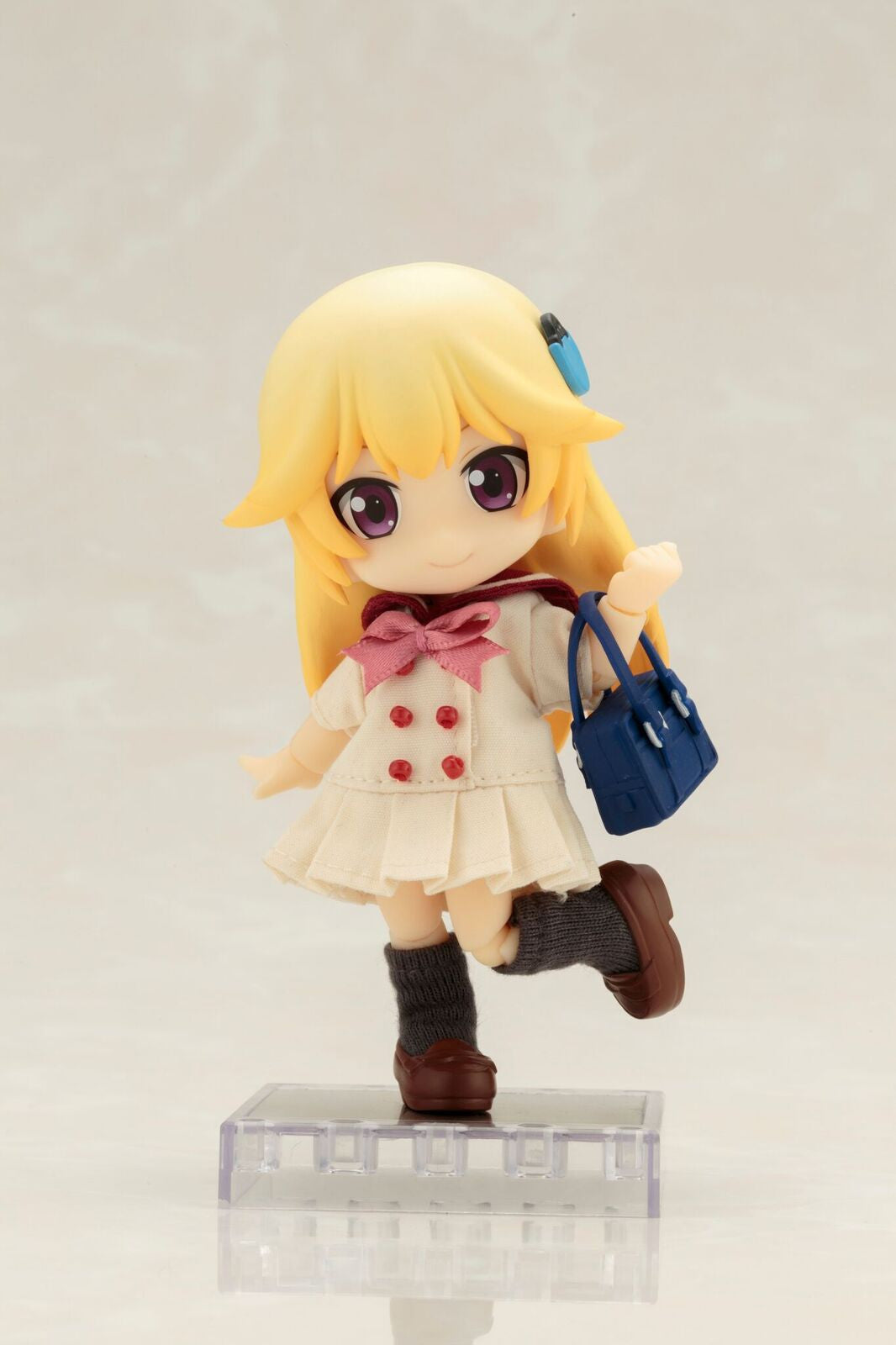 KOTOBUKIYA SCHOOL SET (SAILOR DRESS) CU-POCHE EXTRA