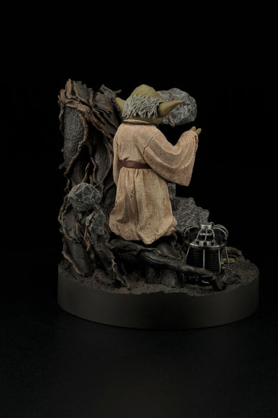 STAR WARS YODA THE EMPIRE STRIKES BACK VER. ARTFX+ (RE-ISSUE)
