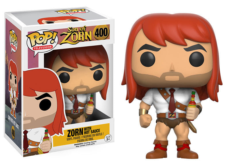 POP! TV 400: SON OF ZORN WITH HOT SAUCE