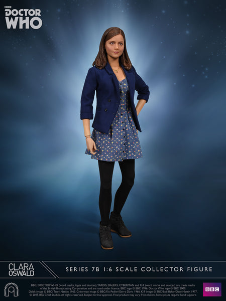 DOCTOR WHO - CLARA OSWALD (SERIES 7B) - 1:6 SCALE COLLECTOR EDITION FIGURE