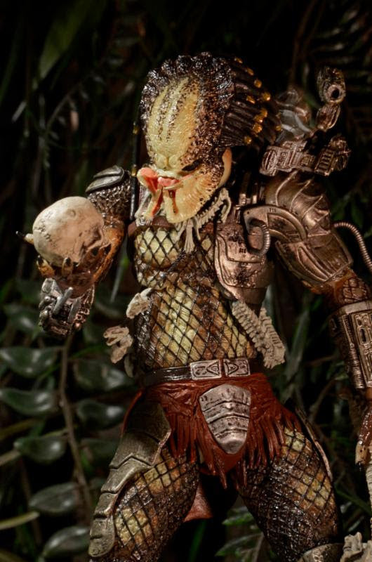 "PREDATOR - ULTIMATE JUNGLE HUNTER 7"" SCALE ACTION FIGURE"