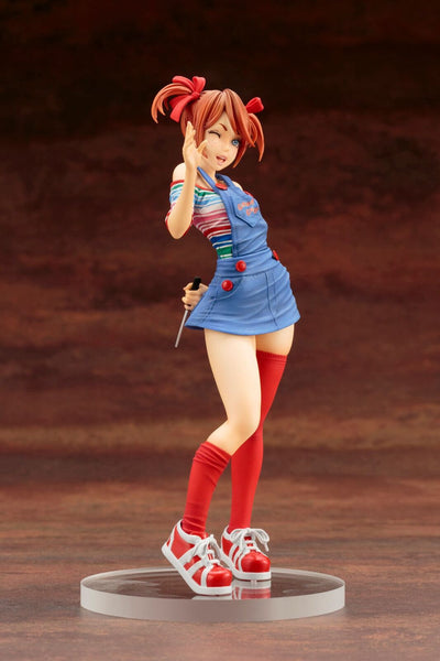 CHILD PLAY CHUCKY BISHOUJO STATUE
