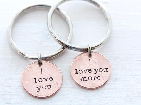 Love you more { set of 2}