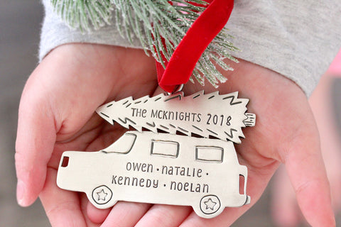 """christmas vacation"" ornament"