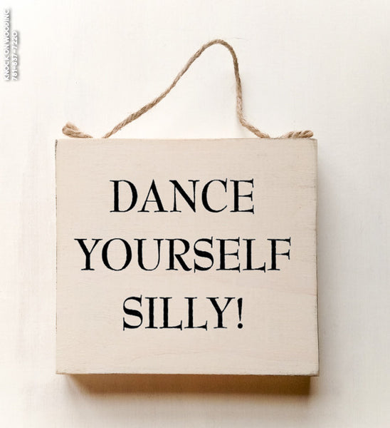 Dance Yourself Silly