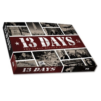 13 Days: The Cuban Missile Crisis-LVLUP GAMES