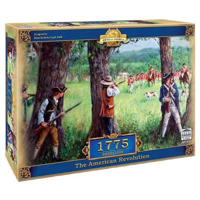 1775: Rebellion-LVLUP GAMES