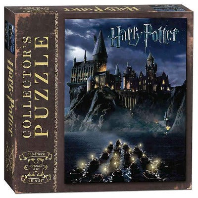 Harry Potter Collector's Puzzles, 550 Pieces-The World of Harry Potter-LVLUP GAMES