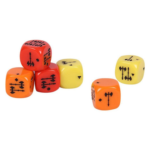 Conan Dice Pack-LVLUP GAMES