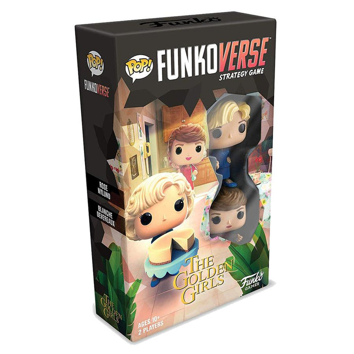 Funkoverse: Golden Girls - 2-Pack Expandalone
