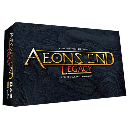 Aeon's End: Legacy-LVLUP GAMES
