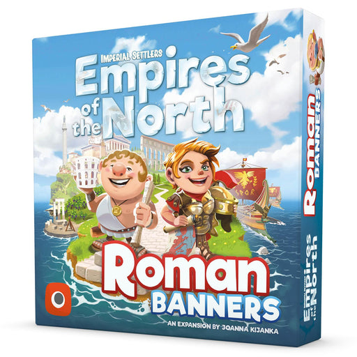 Imperial Settlers: Empires Of The North - Roman Banners