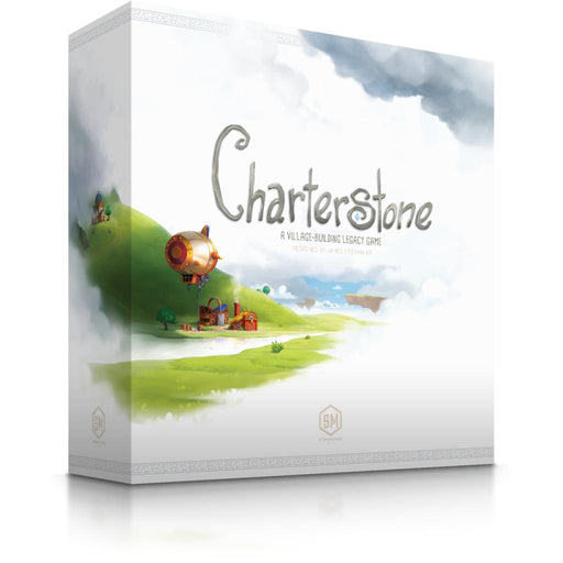 Charterstone-LVLUP GAMES