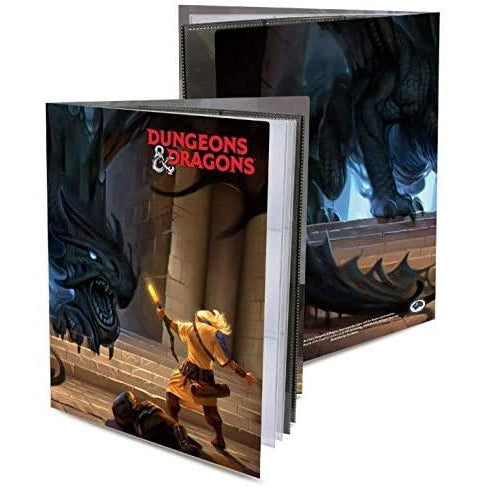 Ultra PRO: Dungeons & Dragons Character Folio - Shadow Dragon
