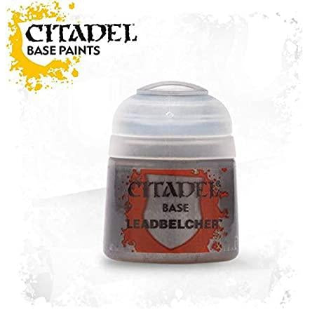 Citadel Paint: Base - Leadbelcher-LVLUP GAMES