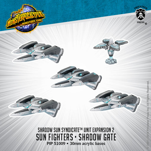 Monsterpocalypse: Sun Fighter And Shadow Gate