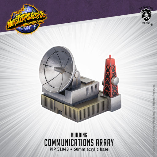 Monsterpocalypse: Buildings - Communications Array