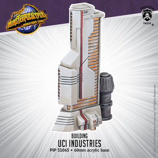 Monsterpocalypse: Uci Industries Building