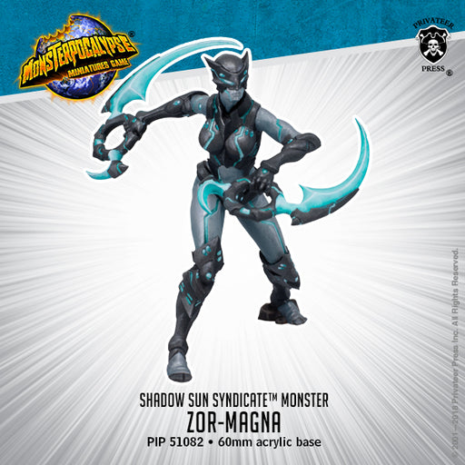 Monsterpocalypse: Zor-Magna Shadow Sun