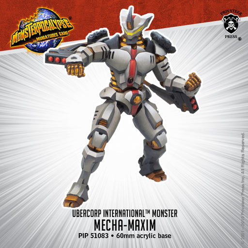 Monsterpocalypse: Mecha-Maxim Uber Corp