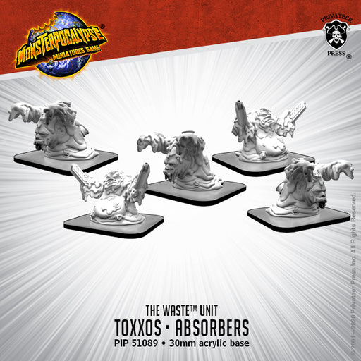 Monsterpocalypse: Toxxos/Absorbers Waste Unit