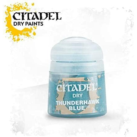 Citadel Paint: Dry - Thunderhawk Blue-LVLUP GAMES