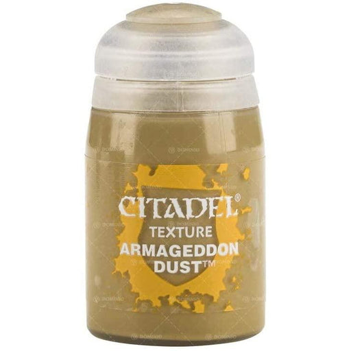 Citadel Paint: Texture - Armageddon Dust (24 ml)-LVLUP GAMES