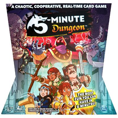 5-Minute Dungeon-LVLUP GAMES