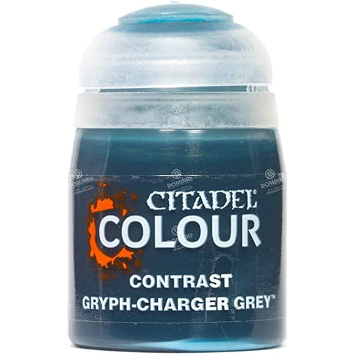 Citadel Paint: Contrast - Gryph-charger Grey (18 mL)-LVLUP GAMES