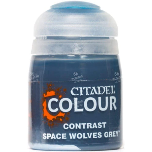 Citadel Paint: Contrast - Space Wolves Grey (18 mL)-LVLUP GAMES