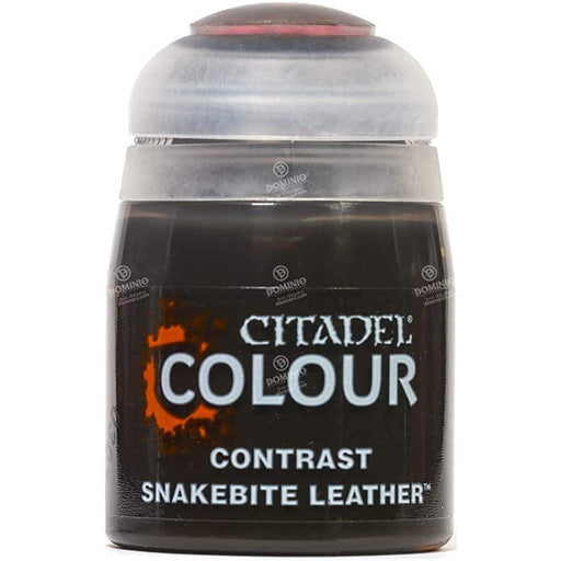 Citadel Paint: Contrast - Snakebite Leather (18 mL)-LVLUP GAMES