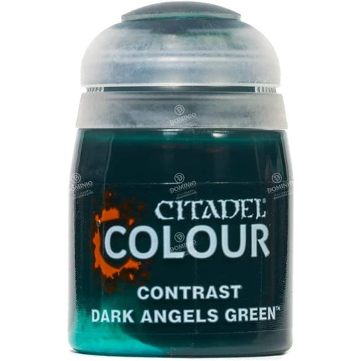 Citadel Paint: Contrast - Dark Angels Green (18 mL)-LVLUP GAMES