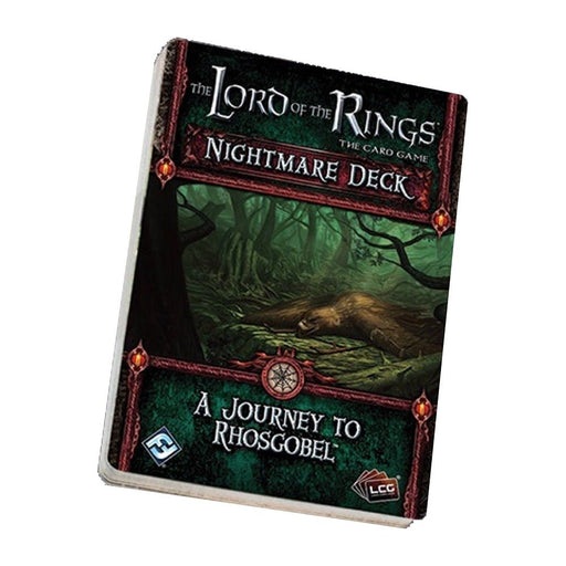 Lord Of The Rings Lcg:A Journey To Rhosgobel Nightmare
