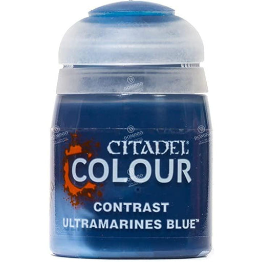 Citadel Paint: Contrast - Ultramarines Blue (18 mL)-LVLUP GAMES