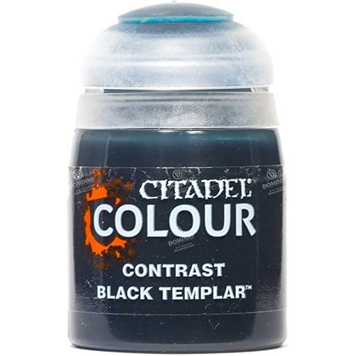 Citadel Paint: Contrast - Black Templar (18 mL)-LVLUP GAMES