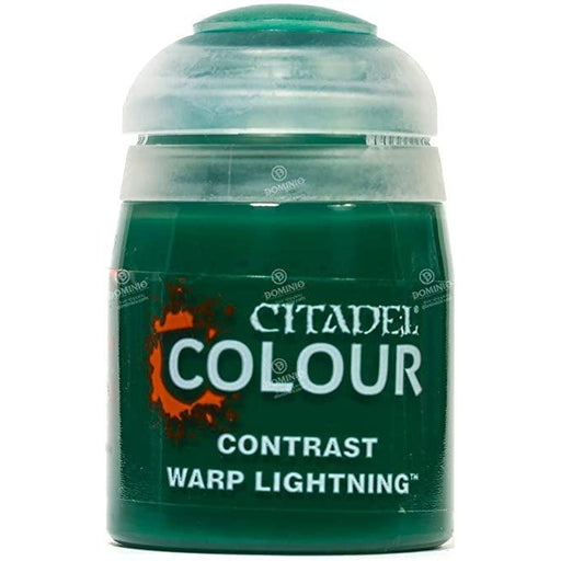 Citadel Paint: Contrast - Warp Lightning (18 mL)-LVLUP GAMES