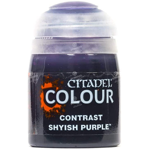 Citadel Paint: Contrast - Shyish Purple (18 mL)-LVLUP GAMES