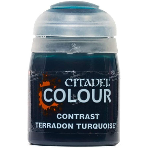 Citadel Paint: Contrast - Terradon Turquoise (18 mL)-LVLUP GAMES