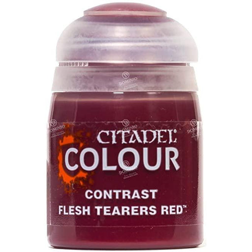 Citadel Paint: Contrast - Flesh Tearers Red (18 mL)-LVLUP GAMES