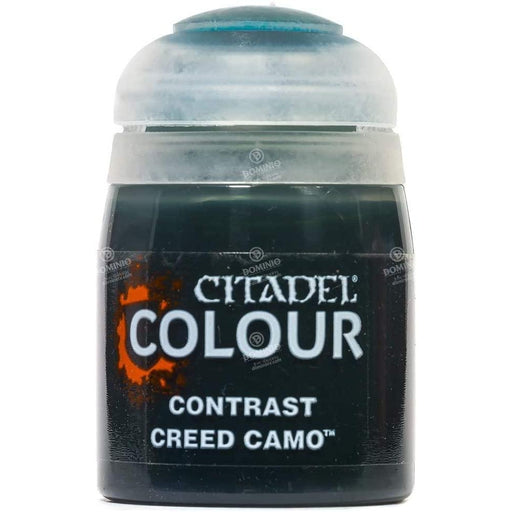 Citadel Paint: Contrast - Creed Camo (18 mL)-LVLUP GAMES