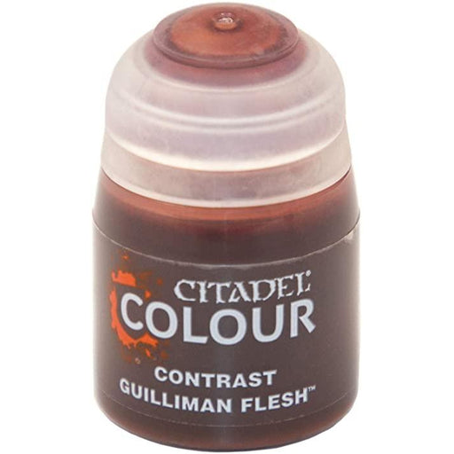 Citadel Paint: Contrast - Guilliman Flesh (18 mL)-LVLUP GAMES