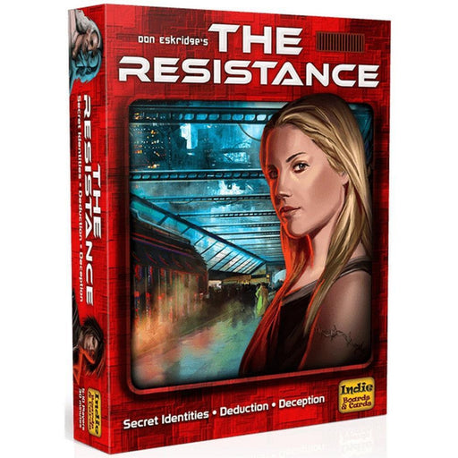 The Resistance (Third Edition)-LVLUP GAMES