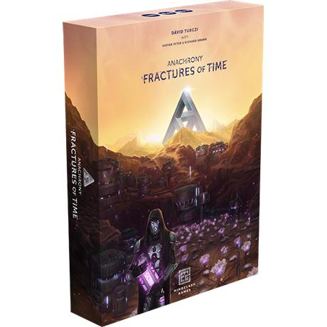 PRE-ORDER | Anachrony: Fractures of Time-LVLUP GAMES
