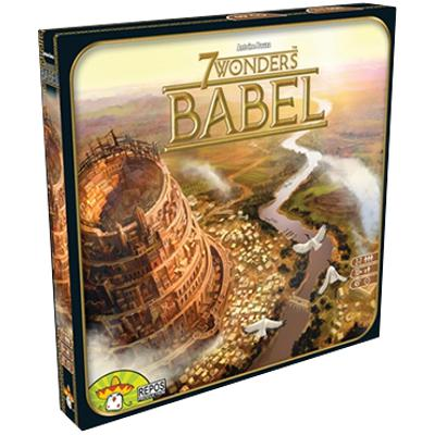 7 Wonders: Babel-LVLUP GAMES