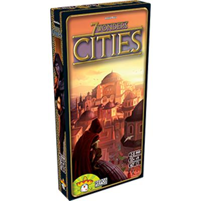 7 Wonders: Cities-LVLUP GAMES