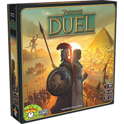 7 Wonders Duel-LVLUP GAMES