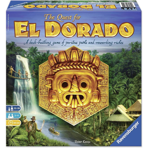 Quest for El Dorado-LVLUP GAMES